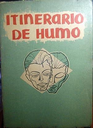 Itinerario de humo. Poesía - Prosa. Cinco: Chávez Bork, Alejandro