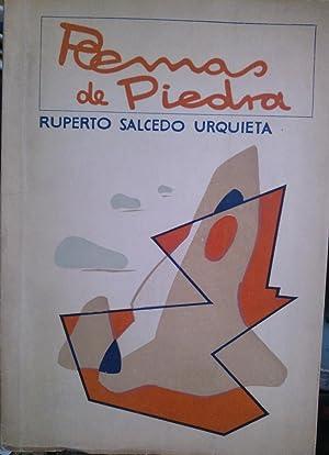 Poemas de piedra. Presentación y selección de poemas Horacio Fernández. ...