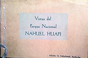 Vistas del Parque Nacional Nahuel Huapi: Kaltschmidt, G. ( Edición y fotografías )