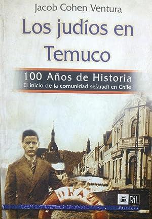 Los judíos en Temuco : 100 años: Cohen Ventura, Jacob
