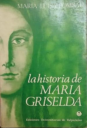 La historia de María Griselda. Presentación Sara: Bombal, María Luisa
