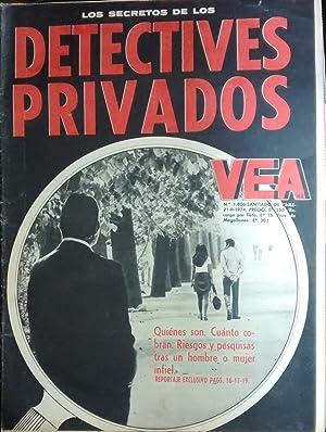 """Revista Vea N°1.806 - 21/II /1974. El """" peinador """" de canciones. Fotos : ..."""