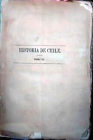 Historia Jeneral de la República de Chile: Lastarria, J.V. -