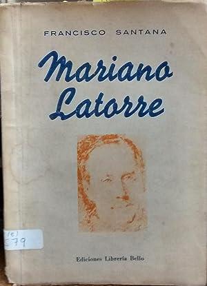 Mariano Latorre: Santana, Francisco (