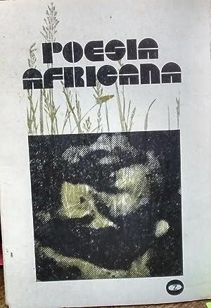 Poesía africana