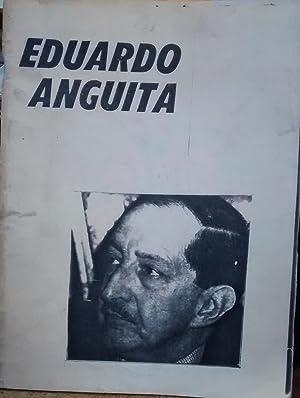 Anguita : cinco poemas. Con dos ilustraciones iluminadas a mano por Carlos Sotomayor: Anguita, ...