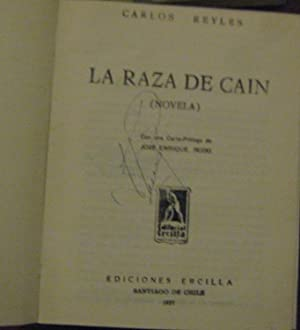 La raza de Caín: Reyles, Carlos (1868-1938)