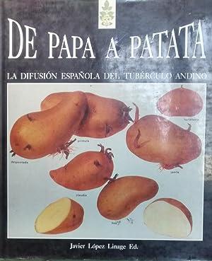 De papa a patata- La difusión española: López Linage, Javier