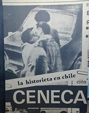 La historieta en Chile en la última: Jofré, Manuel Alcides