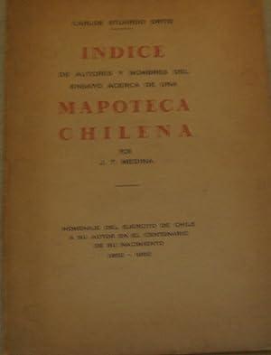 Indice de autores y nombres del ensayo: Stuardo Ortíz, Carlos