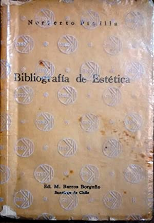 Bibliografía de estética: Pinilla, Norberto ( 1902-1946 )