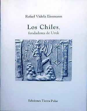 Los Chiles, fundadores de Uruk: Videla Eissmann, Rafael