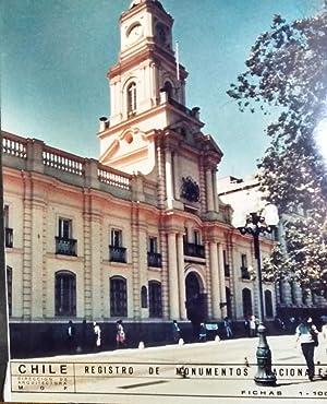 Registro de Monumentos Nacionales. Patrimonio arquitectónico. Número de fichas : 100. Presentación ...