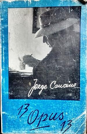 13 Opus 13: Cancino, Jorge