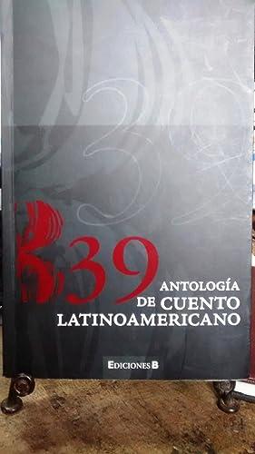 Bogotá 39. Antología de cuento latinoamericano, Prólogo Guido Tamayo