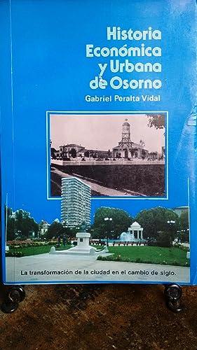 Historia económica y urbana de Osorno: Peralta Vidal, Gabriel