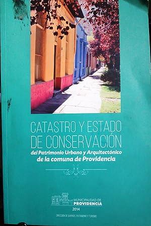 Catastro y estado de conservación del Patrimonio: Cabeza, Angel -