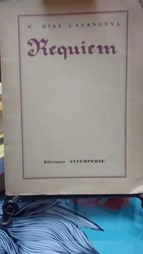 Requiem: Díaz Casanueva, Humberto ( 1906-1990)