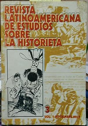 Revista Latinoamericana de Estudios sobre la Historieta.