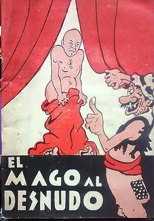El mago al desnudo: Valdés, Víctor M.