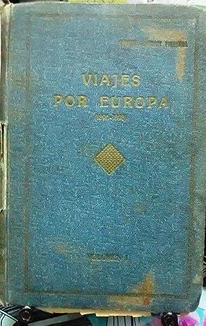 Viajes por Europa ( 1896-1898 ). Vol. 1. Editor Alberto Prado Martínez: Rocuant Figueroa, Enrique (...