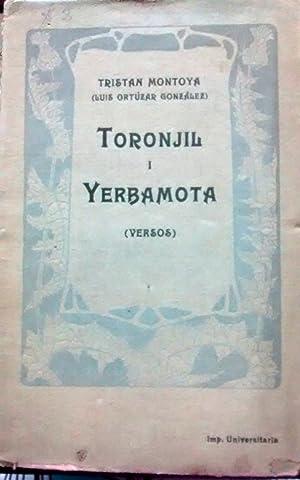 Toronjil i Yerbamota ( Versos ): Ortúzar González, Luis