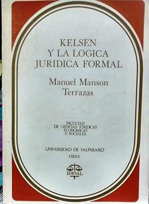 Kelsen y la lógica jurídica formal: Manson Terrazas, Manuel