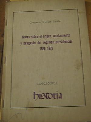 Notas al margen de una historia de: Carmona Yáñez, Jorge
