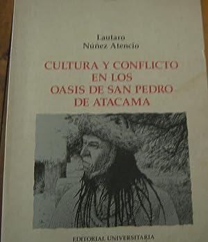 Cultura y Conflicto en los oasis de: Nuñez Atencio Lautaro