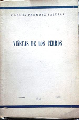 Viñetas de los cerros: Préndez Saldías, Carlos