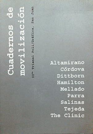 Cuadernos de Movilización. IIda. Trienal Poli/Gráfica, San