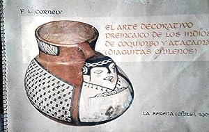 El arte decorativo preincainco de los indios: Cornelly, Francisco L.