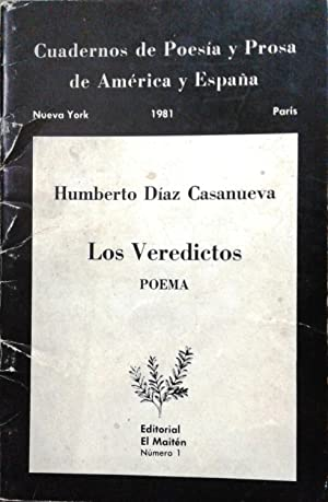 Los Veredictos. Poema