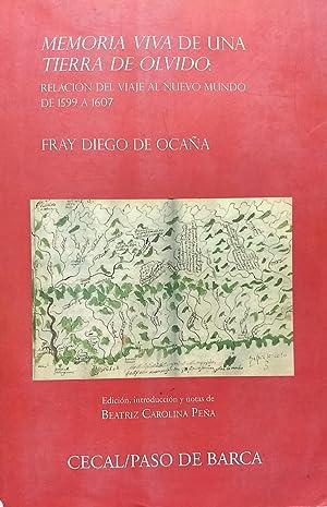 Memoria viva de una tierra de olvido.: Ocaña, Fray Diego