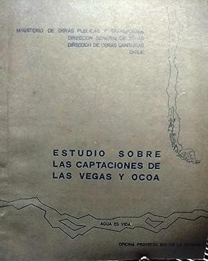 Estudio sobre las captaciones de Las Vegas y Ocoa