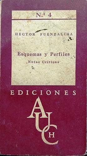 Esquemas y perfiles. Notas críticas: Fuenzalida Villegas, Héctor