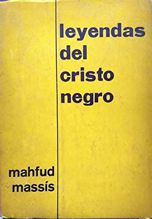 Leyendas del cristo negro: Massis, Mahfud (