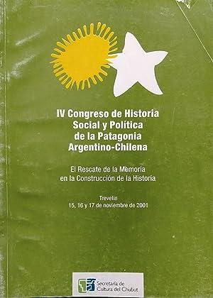 IV Congreso de Historia Social y Política