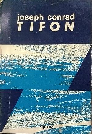 Tifón. Portada Vittorio Di Girolamo. Traducido por: Conrad, Joseph (