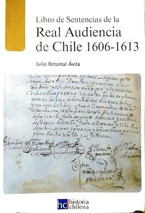 Libro de Sentencias de la Real Audiencia: Retamal Avila, Julio