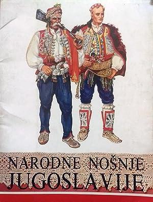 Narodne Nosnje Yugoslavije. Bosna i Hercegovina, Crna: Kirin, Vladimir