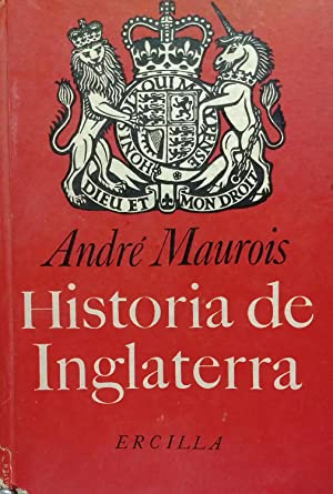 Historia de Inglaterra: Maurois, André (