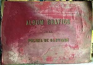 Album Gráfico de la Policia de Santiago: Honorato C., Oscar - Urzúa A., Waldo