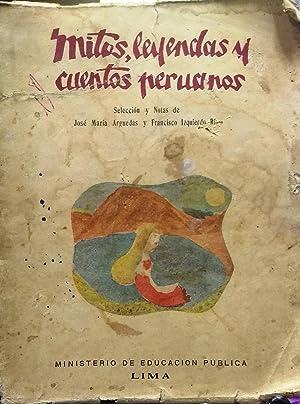Mitos, leyendas y cuentos peruanos: Arguedas, José María