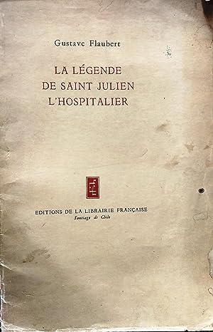 La légende de Saint Julien l´Hospitalier. Illustrations de Bernard Bouts: Flaubert, Gustave ( 1821-...