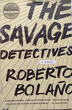 The savage detectives. Translated from the spanish: Bolaño, Roberto (