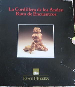 La Cordillera de los Andes: Ruta de: Lautaro Núñez A.
