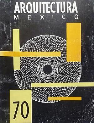 Arquitectura N°70. Julio 1960