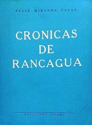 Crónicas de Rancagua: Miranda Salas, Félix