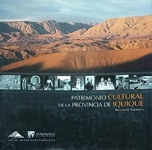 Patrimonio Cultural de la Provincia de Iquique,: Núñez Atencio, Lautaro